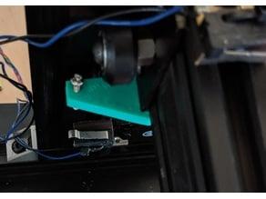 Makerfarm Pegasus z-axis adjuster