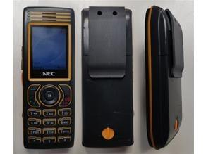 NEC 1755d DECT belt clip
