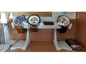 Multiple watch stand