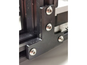 Creality Right Hand T-Plate Brace