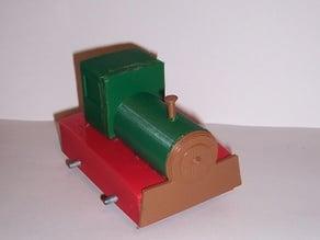 Train toy - Chucuchú