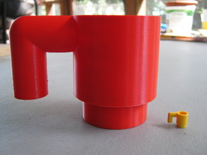 Giant Lego Cup