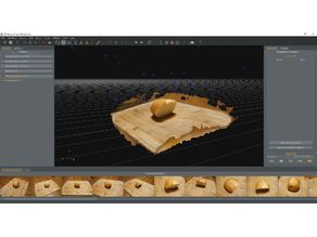Bread 3d Scan