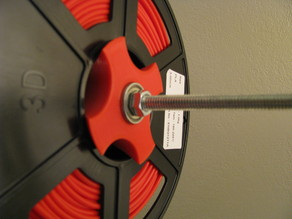 Parametric universal spool holder