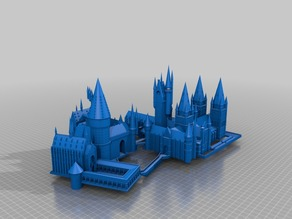 Hogwarts Castle - Ultra-Hi Resolution