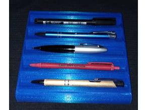 Pen Rest for Five Pens