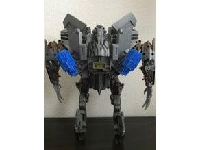 Hunt for the Decepticons (Movie Masterpiece) Starscream Engine Accessories