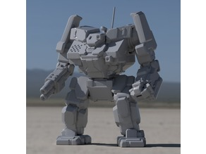 "AWS-PB Awesome ""Pretty Baby"" for Battletech"