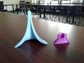 big bang expansion cone model