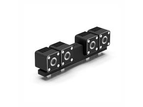 UNC Tripod adapters for Relio²