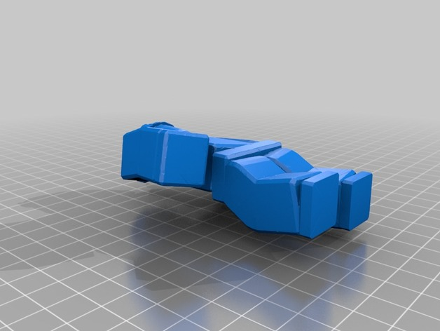Roblox Builders Club r16 Character by mojoyup1528 - Thingiverse