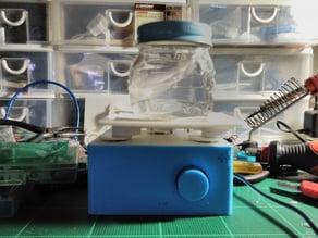 DIYbio Orbital Shaker V 1.0