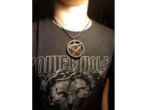 Pentagram Amulet