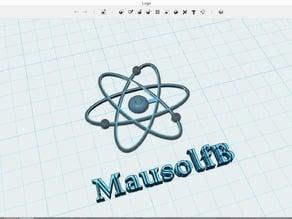 The MausolfB Logo