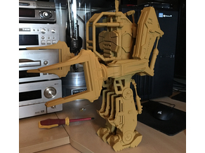 Carlz Aliens Power Loader + Display Base + Wayland Power Lift Container