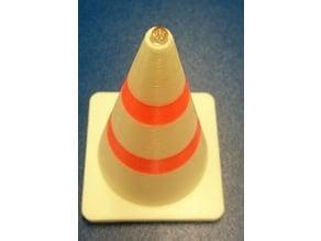 Traffic cone - kužel