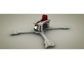 EMAX Hawk 5 GoPro Session mount