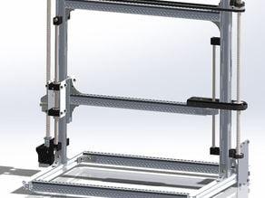 Velleman K8200 Double Trapetzoid Z-axis