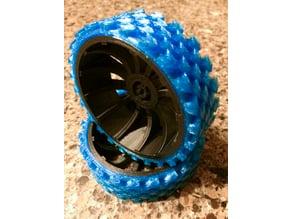 Lego Technics Moon Rover Hub and Tire