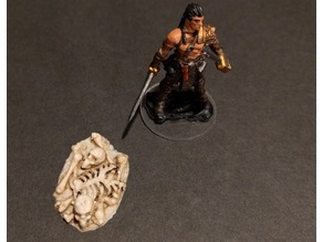 Bone Pile - 28mm gaming