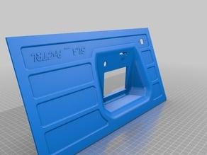 SLA Frontpanel for Full Graphics LCD Controler