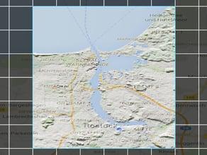 Topography: Rostock