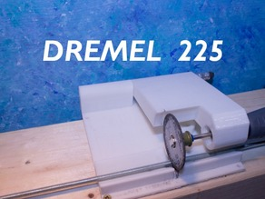Rotary Tool Cutoff Saw Hinge for Dremel Model 225