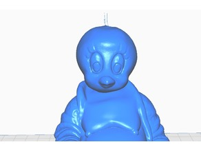 Tweety Bird Buddha (Retro Collection)