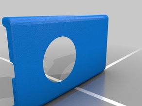 Case for Nokia 1020 phone, Ninja Flex flexible filament