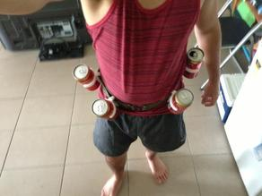 Beer Belt Clip