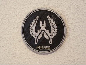 CSGO logo CT