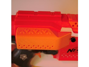 Kelly Industries Nerf Stryfe Expanded Battery Door