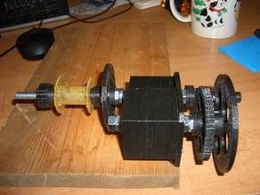 coil winder