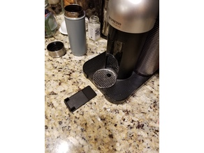 Nespresso Vertuoline Holder for tall coffee bottles