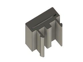 SD Card Extender holder for Creality Ender 3
