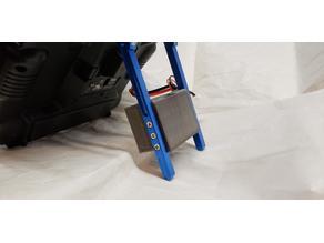 Taranis kickstand battery holder for R9m  module