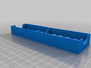 22lr double ammo box lifter with lid