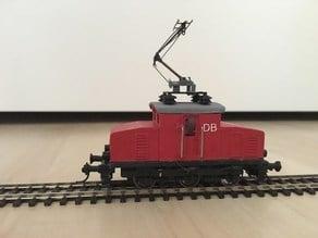 E69 Electric Locomotive - HO (1:87) scale