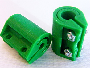 5mm to 8mm Z axis shaft coupler