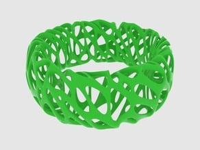 Voronoi Bracelet 2