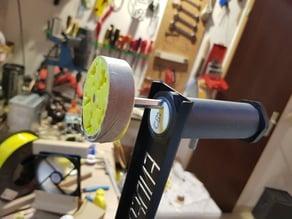 Ender-2 simple Filament Holder 6mm Hex Key