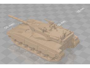 Merkava Mk 1