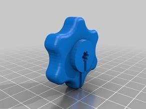 Mavic UST Bladed Spoke Wrench (Parametric Design)