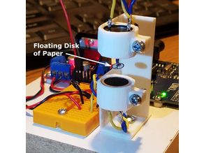 Ultrasonic Levitator Bracket