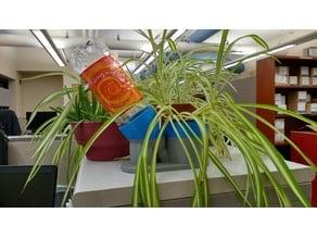 One Liter Bottle Hydroponic Pot
