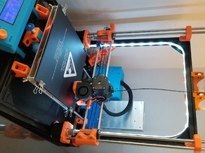 2020 Prusa style Z Axis