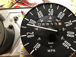 Classic Volkswagen Speedometer Needle (Bus, Bug, Thing etc.)