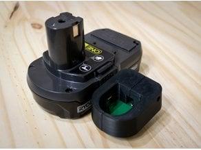Ryobi Battery Adapter -  Barrel Connector Adapter