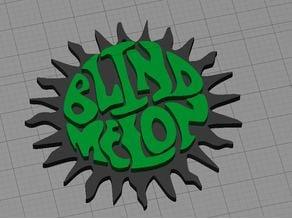 Blind Melon (Band) - Keychain