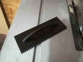 "1/8"" Notch Trowel"